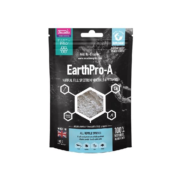 Arcadia EarthPro EarthPro-A Komplex vitaminkészítmény | 100g